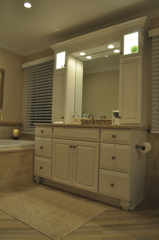 Michigan Home Remodel Renovation Portfolio Blue Line Building Co - Bathroom remodeling canton mi
