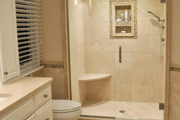 Contractor in Michigan - Home Construction Services | Blue Line Building - bathroom