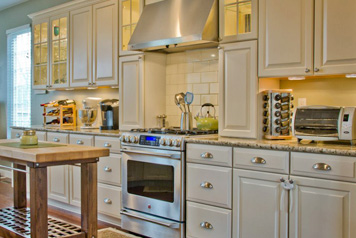 Home Renovations in Brownstown, Michigan | Blue Line Building Company - kitchen