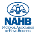Custom Home Builder Van Buren Charter Township MI - Blue Line Building Co. - nahb-blue-logo
